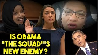 "AOC's ""Squad"" is now attacking things Obama stood for"