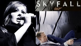 Adele Skyfall James Bond Official Music Audio 2012 Hd