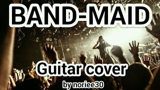 BAND-MAID モラトリアム  moratorium  cover