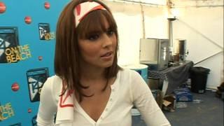 Charlotte Church beats Cheryl Cole in new poll