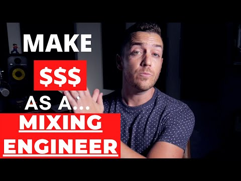 Make A Living As A Mixing/Mastering Engineer (Step-By-Step)- RecordingRevolution.com