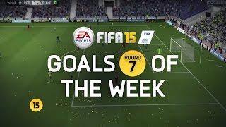 FIFA 15 - Best Goals of the Week - Round 7