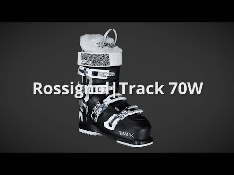 2018 Rossignol Track 70W Womens Boot Overview by SkisDotCom