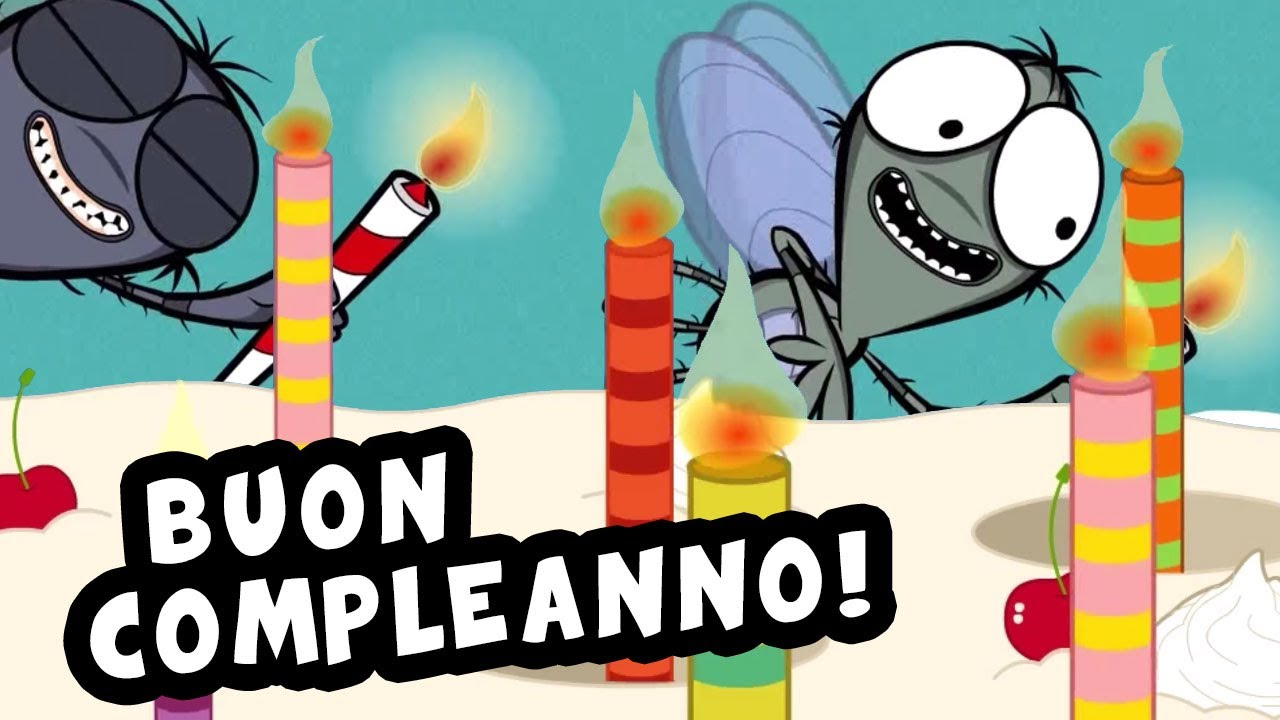 Vignette Per Auguri Matrimonio : Buon compleanno compilation video divertenti canzoni di