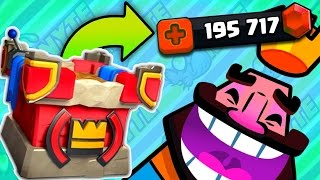 250,000 (RED) GEMS! The Finale! // Clash Royale