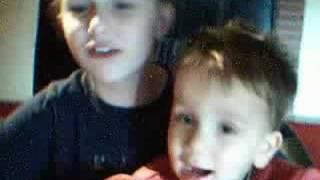 Kinder singen (Aylin&Tyrice)