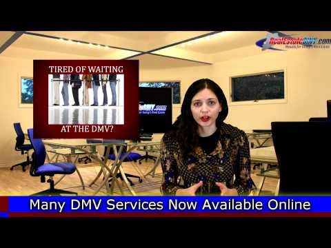 New York State Department of Motor Vehicles Offers More Online Services
