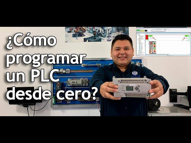 Cómo Programar Un Plc Desde Cero Sigma Imecsa Cursos De Plc Micrologix1400 Youtube