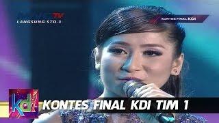 """Azizah """" Liku Liku """" Maumere - Kontes Final KDI Tim 1 (15/5)"""