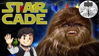 [JonTron] JonTron's StarCade: Episode 9 - The Star Wars Holiday Special (FINALE) [RUS VO]