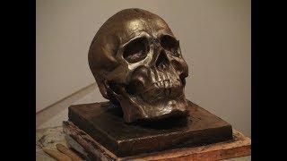 Уроки скульптуры и рисунка: превращаем пластилин в бронзу и медь