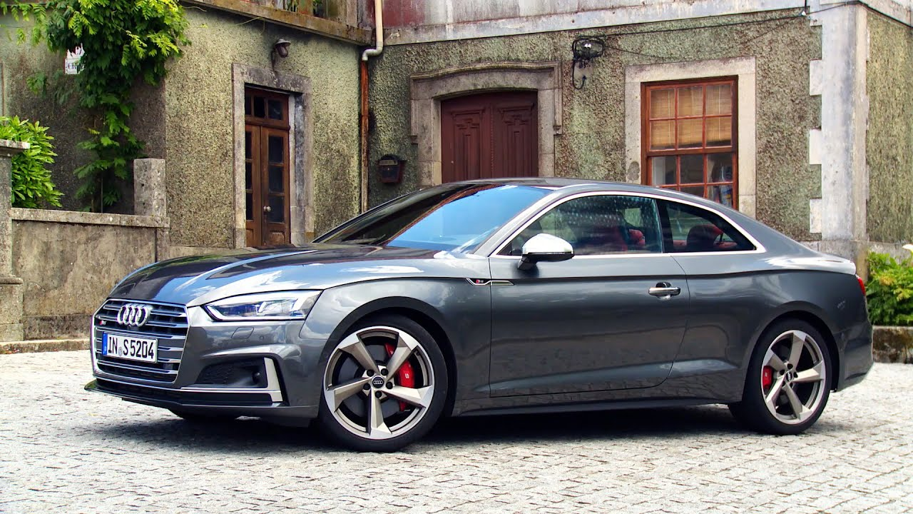 Audi S5 Coupe 2017 Test Drive Youcar Youtube