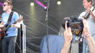 "Galactic & David Shaw at Gathering Of The Vibes 2013 ""Ain"