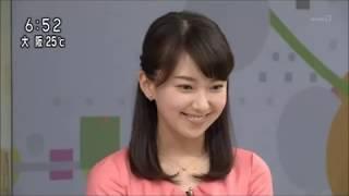 「おはよう日本」の土日祝日を担当する和久田麻由子アナ。 「明るく誠実...