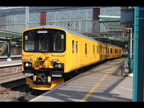 NR 950001 (2Q08 Derby R.T.C - Carlisle High Wapping & Carlisle - Mossend D Yard) @ Carlisle 31/05/16