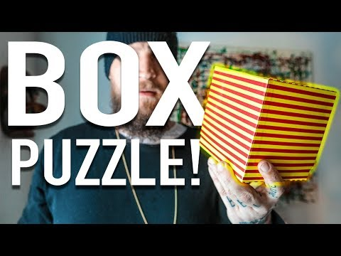 the IMPOSSIBLE Box Puzzle!