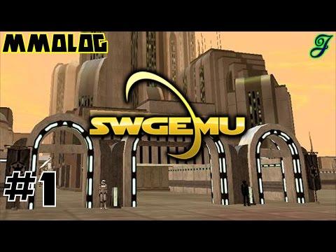 [MMOLog] SWGEmu -01- Path to Combat Medic