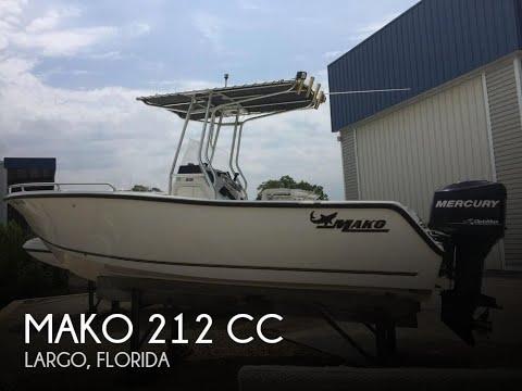 [SOLD] Used 2008 Mako 212 CC in Largo, Florida