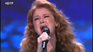 Claudia de Graaf - Behind These Hazel Eyes | Live Show 3 | The Voice Of Holland 2012