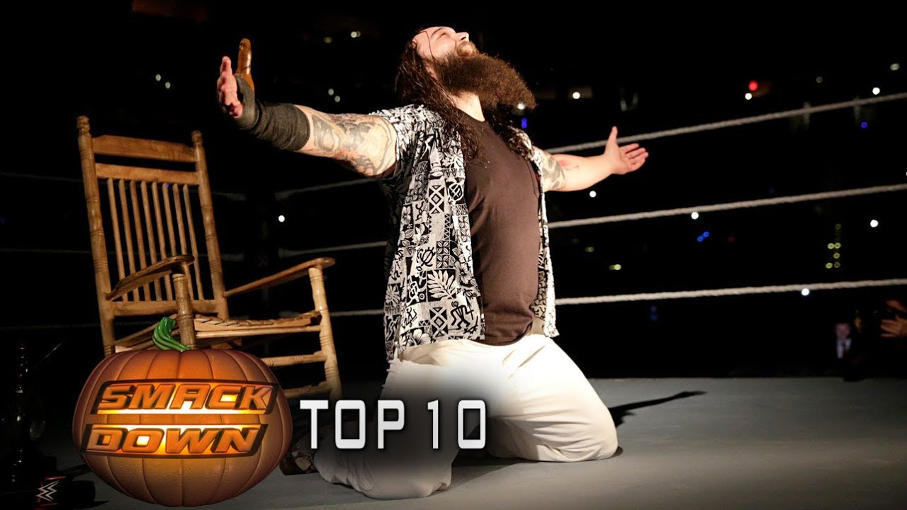 Top 10 WWE SmackDown moments - October 31, 2014