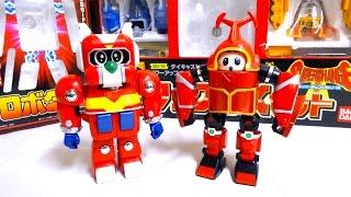 【ヲタファの玩具野郎日記】お題『傑作 カブタック & ロボタックのおもちゃで遊びながら仮面ライダーエグゼイドやニチアサを語る』/ Robotack / B-Robo Kabutack