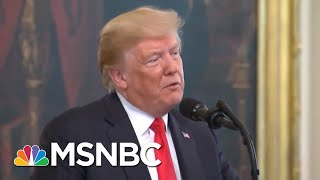 President Donald Trump's 'Cable News Cabinet' | Deadline | MSNBC