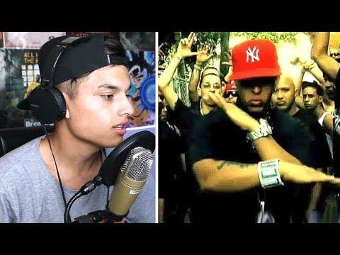 [Reaccion] DADDY YANKEE | Somos de Calle Remix, EL CARTEL (Official Version) - Themaxready