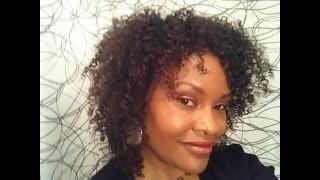Natural Hair | How I Thicken My Fine Hair