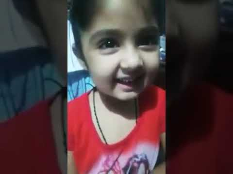 Cute Baby Girl Saying Not To Say Love You Sooo Cute To Watch It
