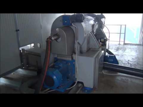 Impianto consortile per l'abbattimento dell'azoto