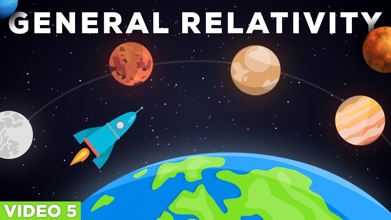 Einstein's Theory Of Relativity VIDEO 5 | General Relativity, Equivalence Principle & Gravity