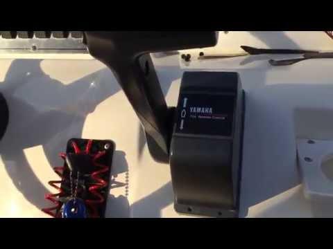 Yamaha 704 Throttle Controls Sifter Tension Adjustment
