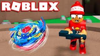 Roblox et SIMULADOR DE BEYBLADE !! - Roblox Beyblade Renaissance 🎮