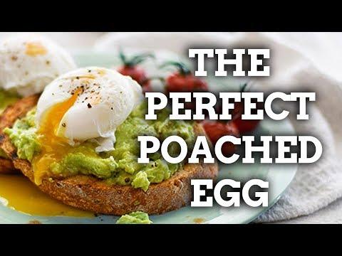Perfect Sous Vide Poached Eggs