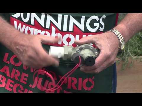 holman solenoid valve instructions