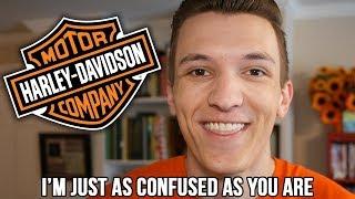 Hey, I got the Harley-Davidson internship. Let's catch up.