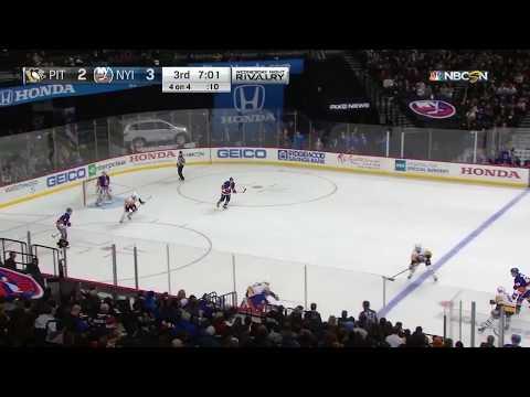 Pierre McGuire Kissin Sidney Crosby's Ass