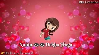Dekhne walo ne kya kya nahi👀 dekha hoga ❤||WhatsApp status video || thumbnail