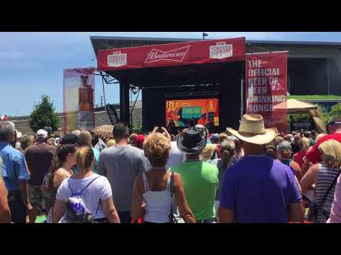 """Bellamy Brothers """"Let your Love Flow"""" at 2018 CMA FEST Mp3"""