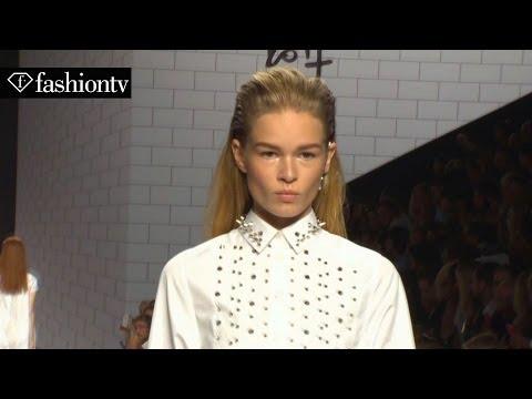 Anna Ewers: Model Talk at Spring/Summer 2014 Fashion Week   FashionTV