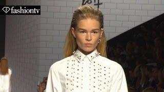 Anna Ewers: Model Talk at Spring/Summer 2014 Fashion Week | FashionTV