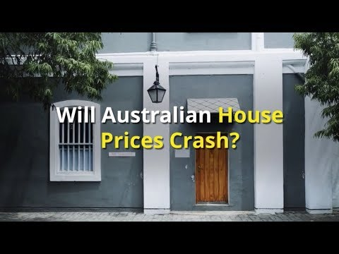 Will Australian House Prices Crash