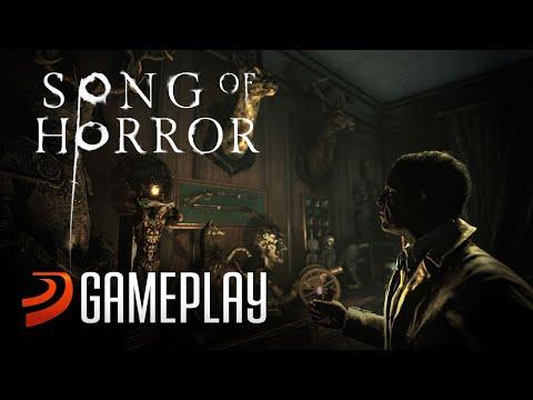 SONG OF HORROR, un GAMEPLAY COMENTADO de puro TERROR