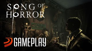 SONG OF HORROR, un GAMEPLAY COMENTADO de puro TERROR