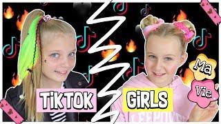 TIK TOK GIRLS BFF UMSTYLING 🖤 E GIRL ? SOFT GIRL ? VSCO GIRL ? | MaVie Noelle Werbung