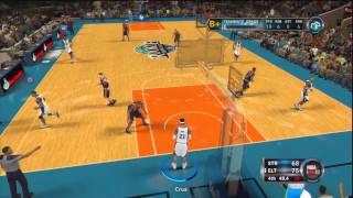 NBA 2K12 PT BR - My Player Ep. 1: Começo de uma era