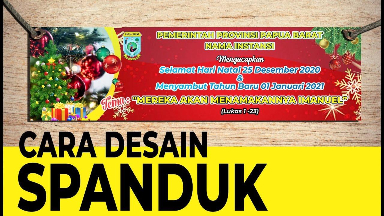Contoh Desain Baliho Natal / Contoh Banner Natal Terbaru ...