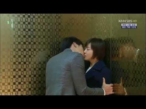How Ha Ji-Won chasing Hyun Bin's lips