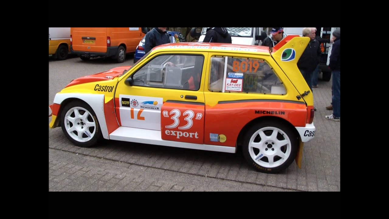 mg metro 6r4 engine sounds tac rally 2013 youtube. Black Bedroom Furniture Sets. Home Design Ideas