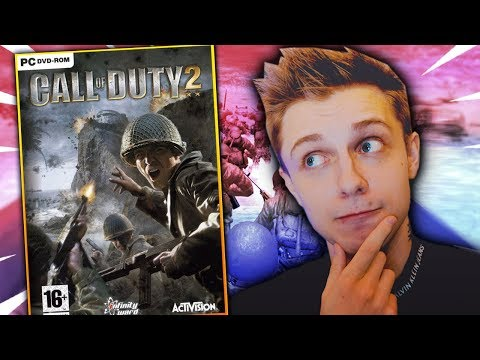 КОЛДА МОЕГО ДЕТСТВА! - Call Of Duty 2
